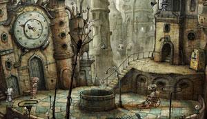 Скриншоты из игры Machinarium (Машинариум)